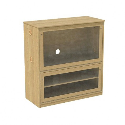 Indi-Struct Secure TV Cabinets