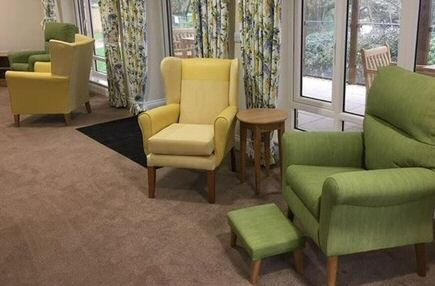 Wing Chairs & Sofas